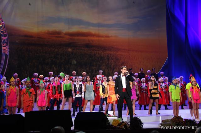 Театрально –концертный вечер Дмитрия Дюжева в Кремле: «Я люблю тебя, Жизнь!» (часть 3)
