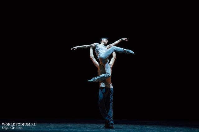 Kremlin Gala «Звезды балета XXI века». «Поворот по спирали»