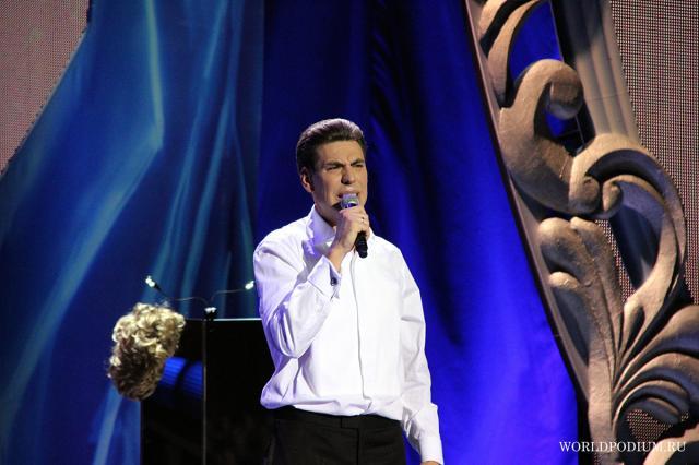Театрально –концертный вечер Дмитрия Дюжева в Кремле: «Я люблю тебя, Жизнь!»  (часть 1)