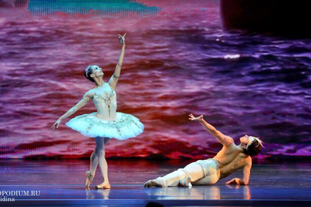 Kremlin Gala «Звезды балета XXI века». «Корсар»