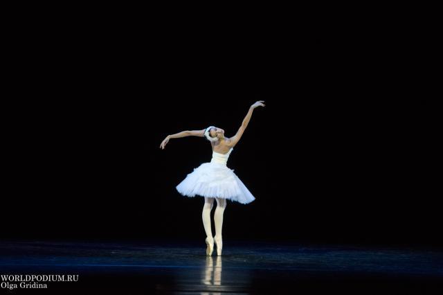 Kremlin Gala «Звезды балета XXI века». «Лебедь»