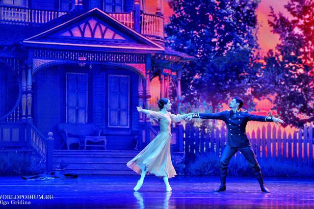 Kremlin Gala «Звезды балета XXI века». «Зимние грезы»
