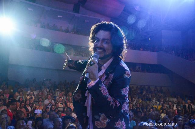 """Триумфальное шествие по стране шоу """"Я"""": г. Анапа!"""