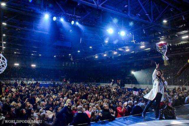 """Триумфальное шествие по стране шоу """"Я"""": Нижний Новгород"""