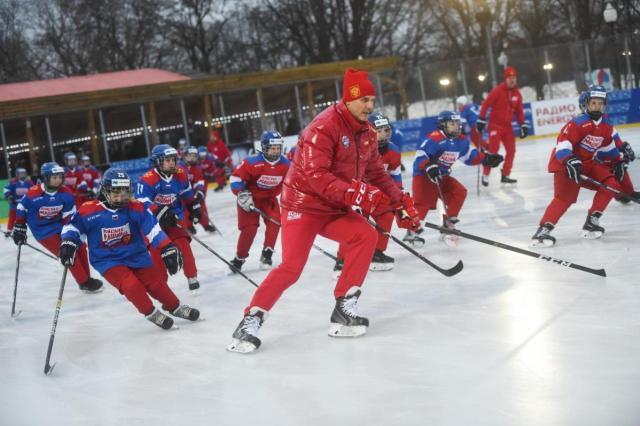 ФХР прорабатывает проект новой лиги для игроков 15-17 лет