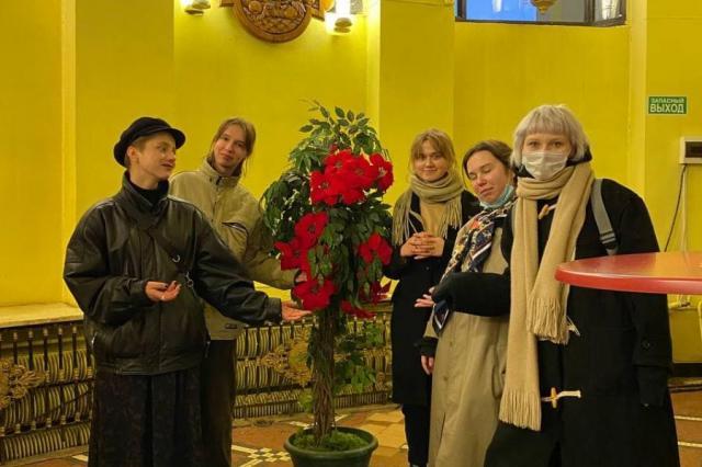 В Музее Москвы на один вечер откроется Экспериментальная арт-резиденция