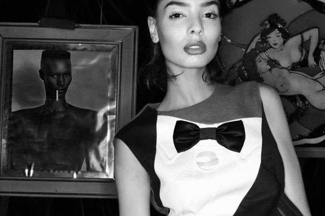 Наташа Дригант представит коллекцию «2000ватник/ 2000'swatt-nick» осень-зима 2015/2016 на Неделе Моды в Гостином дворе