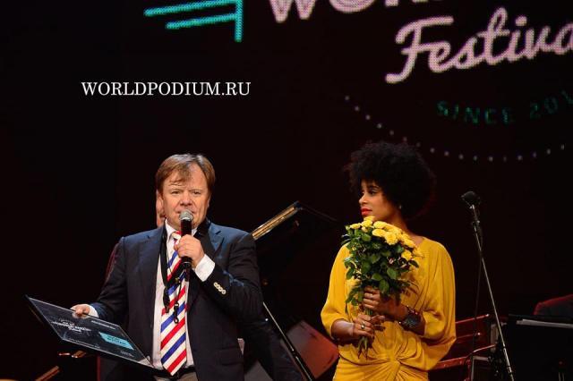 Вспоминаем участников World Jazz Festival 2014! ! Fantine !