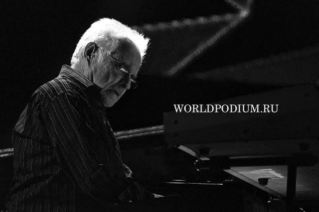 Вспоминаем участников World Jazz Festival 2014! Dave Grusin!