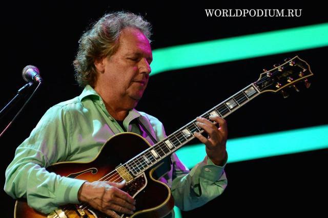 Вспоминаем участников World Jazz Festival 2014! Lee Ritenour !