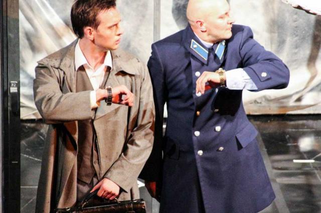 Спектакль «Весна» Московского губернского театра открыл Театральную программу «Славянского базара 2015»