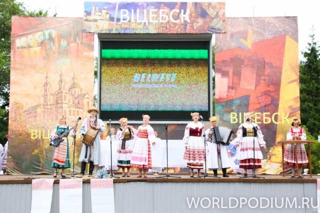 Витебск: концерт для народа и город мастеров