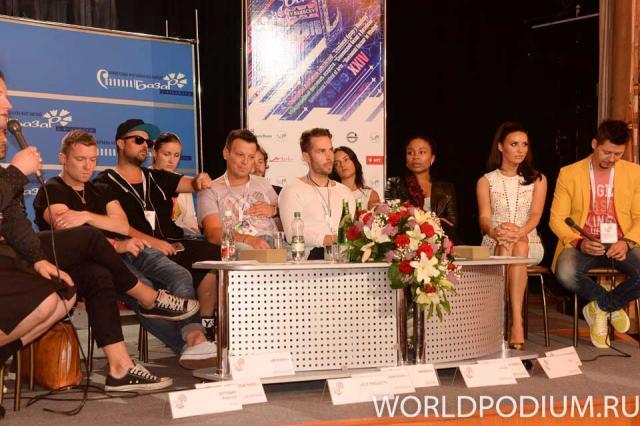 """Участники концерта «EUROPA PLUS TV HIT NON STOP» пришли на встречу """"Звездный час"""" в рамках """"Славянского базара"""""""