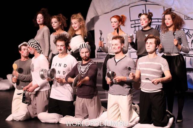 Детский спектакль «СтихоВаренье» в театре им. М.Н.Ермоловой