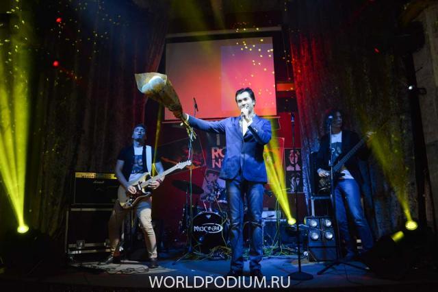 «Безвозвратный» Сергей Росси представил дебютный клип