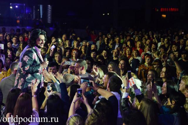 """Триумфальное шествие по стране шоу """"Я"""": г. Тамбов!"""