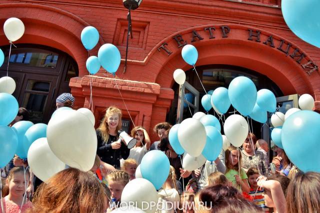 Детский праздник фонда «Галчонок» в Театре Наций!