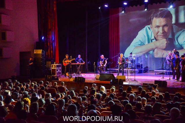 22 июня в Городском концертном зале Тулы состоялся концерт Рината Сафина. Видео