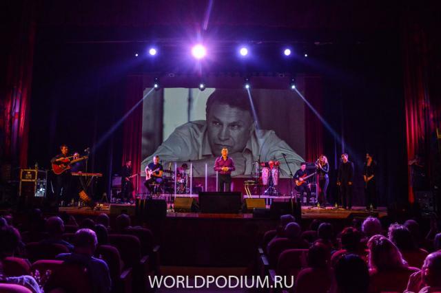 22 июня в Городском концертном зале Тулы состоялся концерт Ришата Сафина (Rishat)