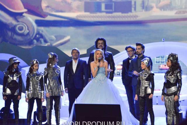 Яна Рудковская не исключает возможности участия Димы Билана в Евровидении в третий раз