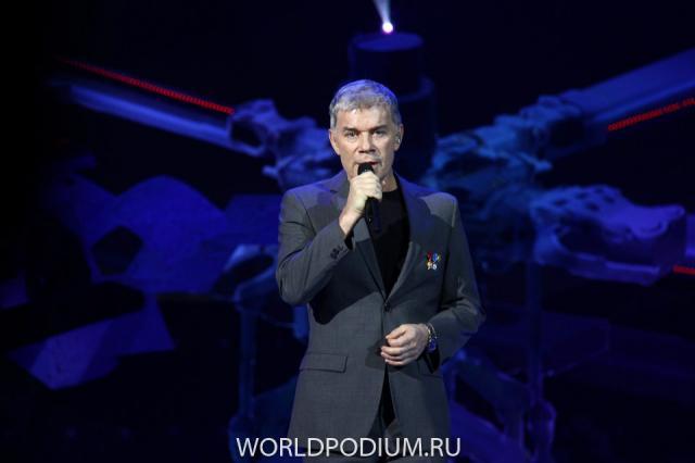 Олег Газманов выступит в Архангельске