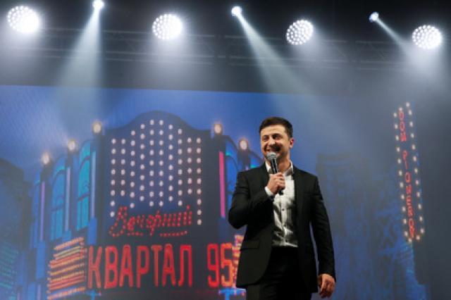 На Украине объявили кастинг на роль Зеленского