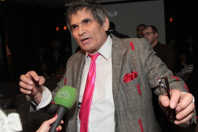 Бари Алибасов сорвал съемки на Первом канале
