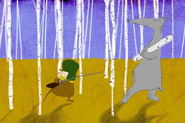 В конце недели стартует плавучий фестиваль анимации