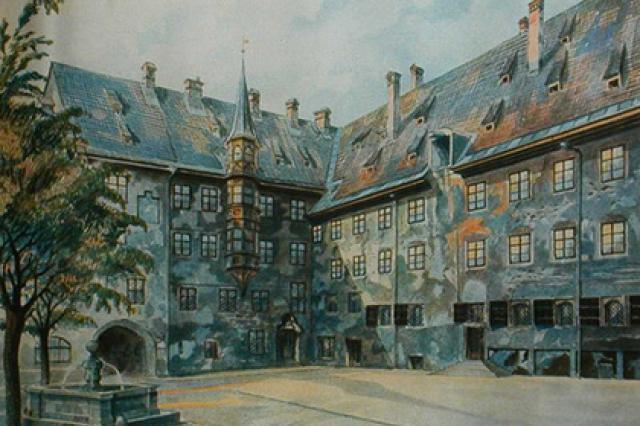 Картины Гитлера выставили на аукцион в Германии