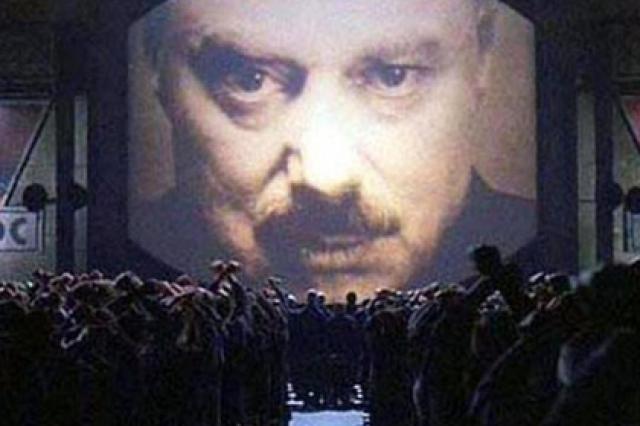 Россияне массово закупились романом «1984» Оруэлла
