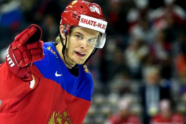 """Наместников на два года продлил контракт с клубом НХЛ """"Нью-Йорк Рейнджерс"""""""