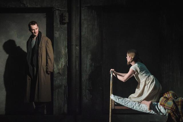 С 20 января по 26 февраля в Театре Мюзикла новый блок спектакля «Преступление и наказание»