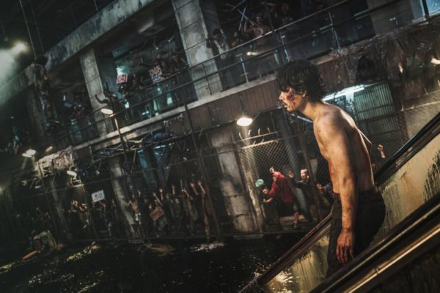 """""""Поезд в Пусан 2"""" выйдет в IMAX"""