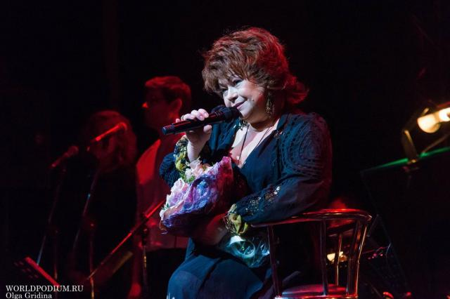 Педагог по вокалу Марина Полтева отмечает День рождения