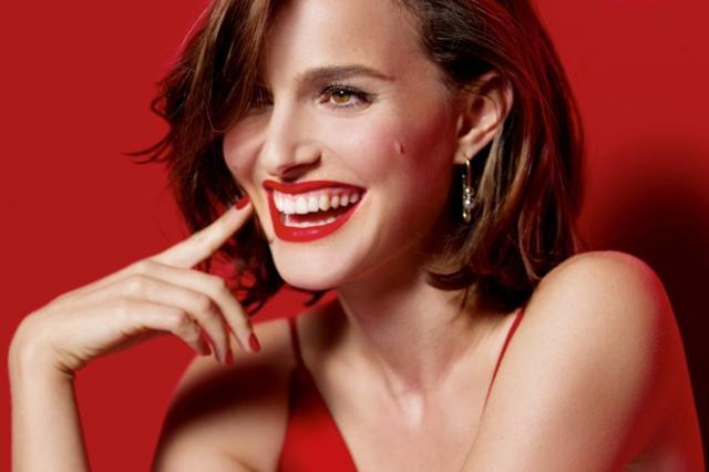 Натали Портман снялась в рекламе Dior