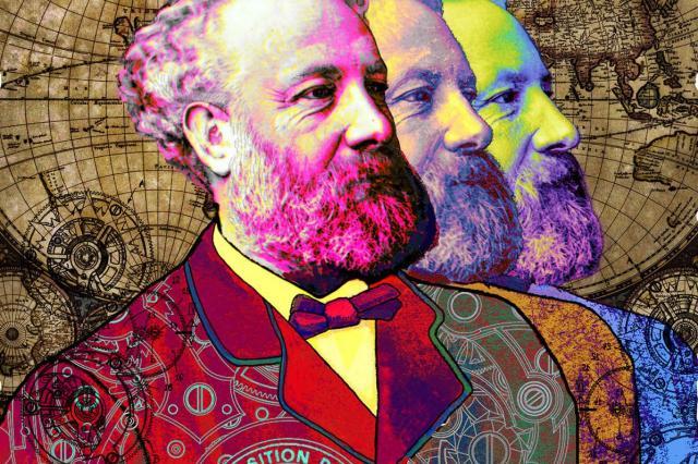 Выставка, посвящённая Жюлю Верну, откроется в Москве