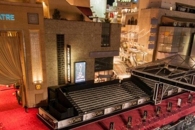 Закулисье «Оскара»: Dolby Theatre