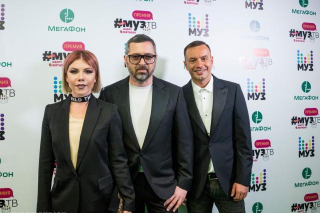 Премия МУЗ-ТВ 2017. Звездная дорожка
