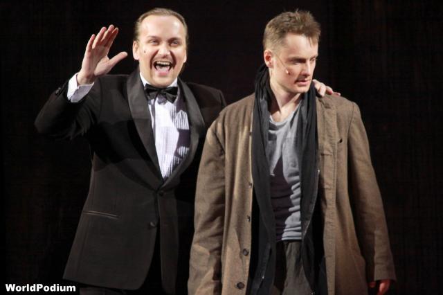 Московский театр мюзикла проведет пешеходные квесты по местам Достоевского