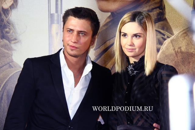 Павел Прилучный и Агата Муцениеце объявили о расставании