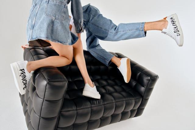 Обувные тенденции сезона весна-лето 2020 в лукбуке NO ONE