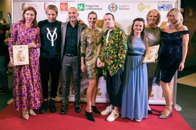 II кинофестиваль российского кино Premio Felix  прошёл в Милане