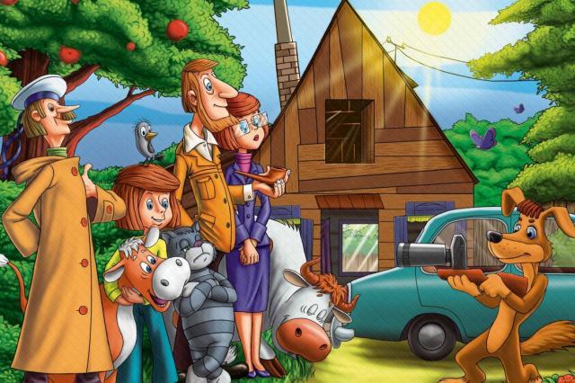 Новый персонаж появится в мультфильме «Возвращение в Простоквашино»