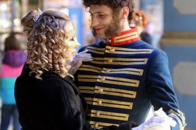 Сериал о современном «Пушкине» покажет телеканал СТС