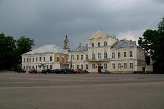 В Торжке проходит Пушкинский монофестиваль «Метель»