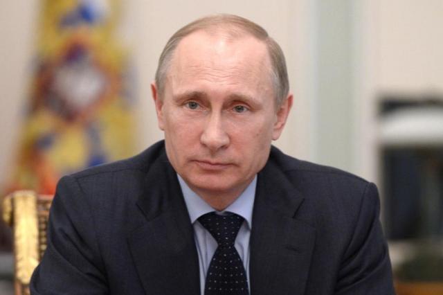 Владимир Путин: «Культура представляет собой универсальный язык общения»