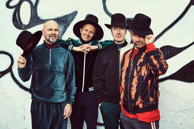 Группа BrainStorm представила яркую премьеру клипа на свой новый сингл «Feels»