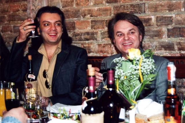 Ушёл из жизни Геннадий Руссу, концертный директор Филиппа Киркорова, Аллы Пугачёвой, Тамары Гвердцители и многих других артистов