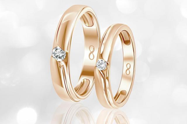 Как подобрать обручальные кольца: пять советов влюбленным