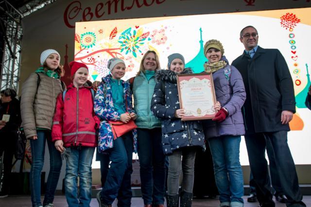 ИСИ занял первое место в росписи яиц на фестивале АРТ Пасха!